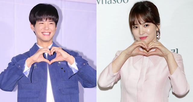 宋慧喬✚朴寶劍 確定出演tvN新戲《男朋友》展開浪漫的姊弟戀