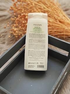 prosenin onarıcı dökülme karşıtı şampuan