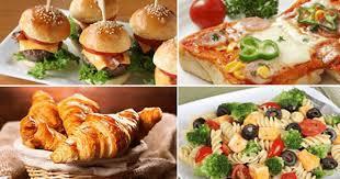 تقديم وجبات صحية بشكل عصري