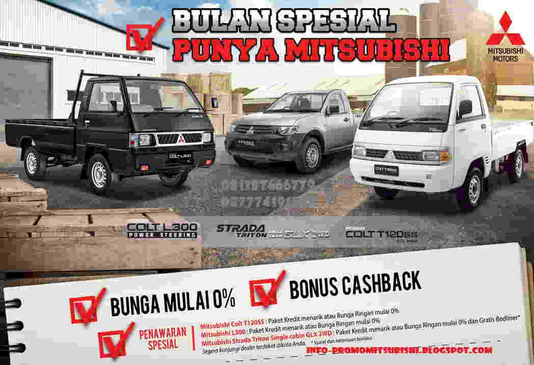 Info Promo Mitsubishi Dan Jual Kredit Mitsubishi
