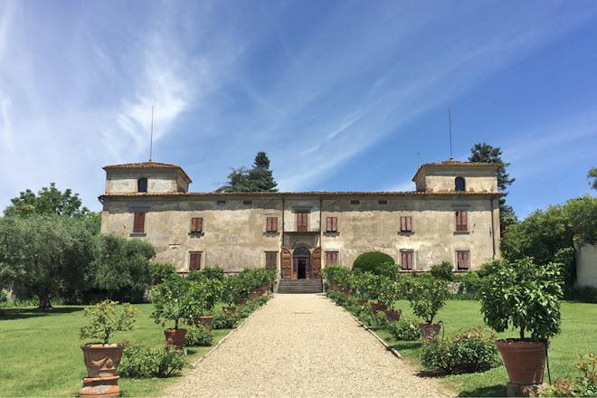 Villa Medicea di Lilliano in Florence