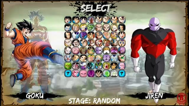 DBZ Mugen Edition for Android