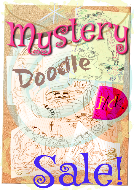 Doodle Mystery Pack