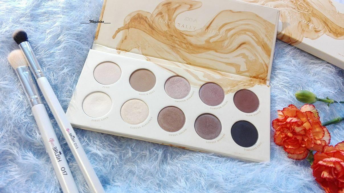 Idealna paleta nude, czyli Zoeva Naturally Yours