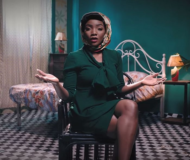 (Video) Simi - Senlense (Mp4 Download)