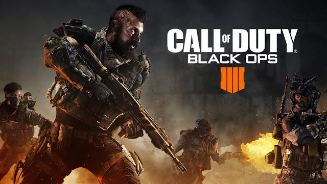Call of Duty Black Ops 4 تحميل مجانا
