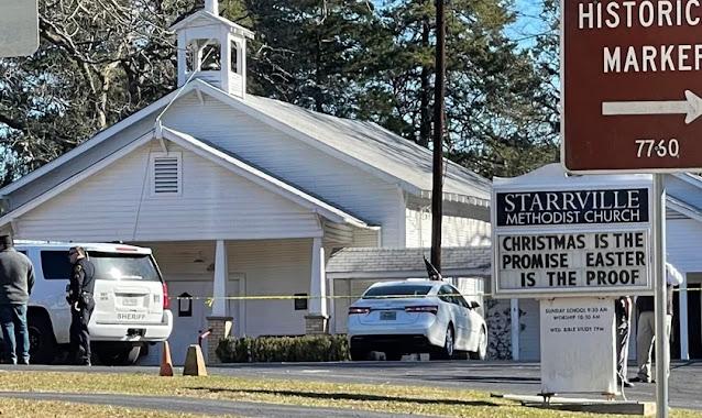 Tiroteio em igreja no Texas deixa pastor morto e dois feridos