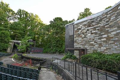 National Park Service: Carter Barron Amphitheater, Rock Creek Park, Washington DC - construction news