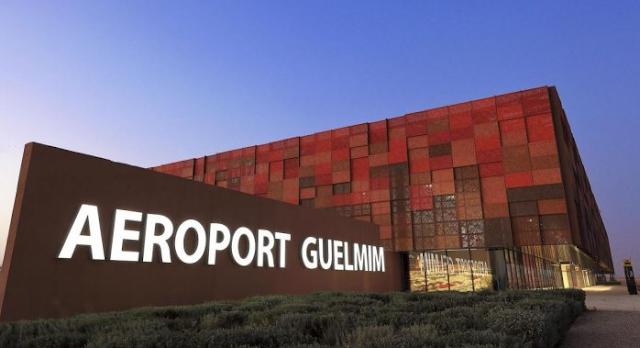فيروس كورونا: مطار كلميم يستأنف الخدمة