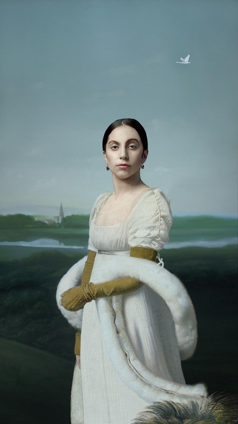 Lady Gaga As Mme Caroline