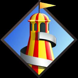PureSoftApps: OpenRCT2 裡玩模擬樂園1版方法(RCT1+2) + 模擬樂園2三合一GOG版 (瘋狂世界+時空歷險)