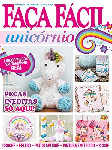 Faça Fácil Extra 05 – Unicórnio - On Line Editora