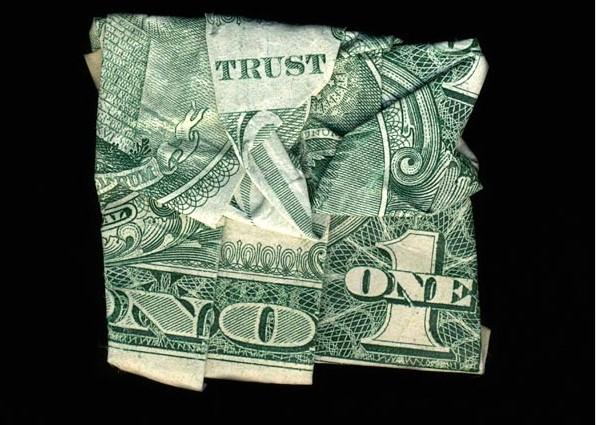 VOCÊ ACREDITA? - Que grandes catástrofes foram previstas em notas de dólar!