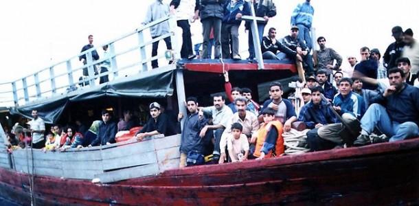 refugiati arestati trimisi in lagare