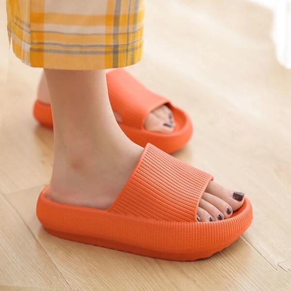 Thick Platform Anti-slip Indoor Slippers for Women