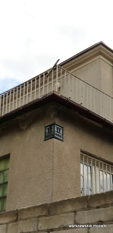 Warszawa Warsaw Stary Mokotów architektura willa ulice Mokotowa