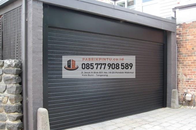 Distributor Rolling Door Terpercaya #1 Ternate 085 777 908 589 (Nopri)