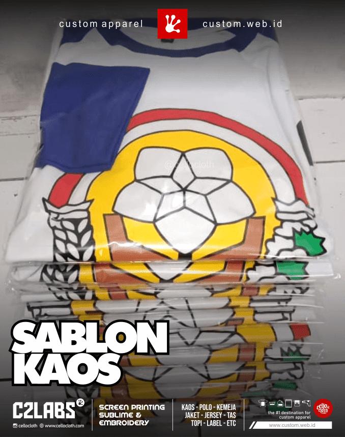 Reuni Sablon Kaos Custom Desain - Sablon Kaos Reuni Online