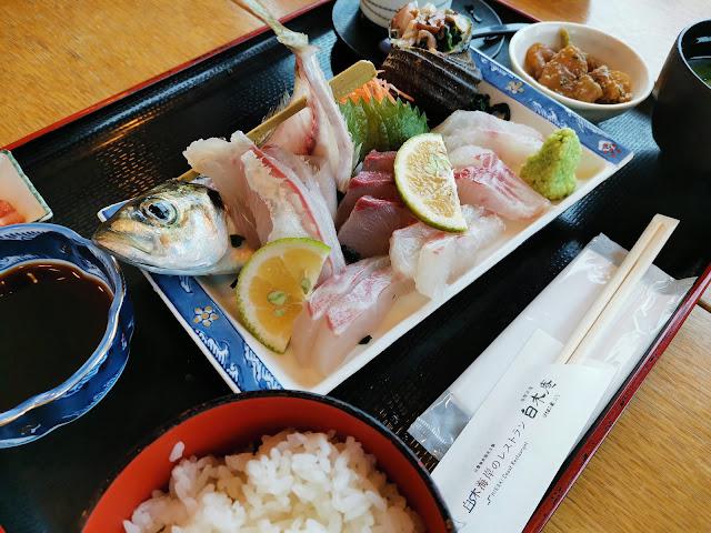 【大分観光】関あじ関さば館でおすすめ海鮮御膳メニューをご紹介!