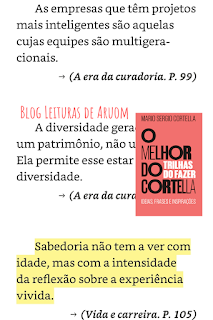 imagem 18 :  FRASES: O MELHOR DO CORTELLA