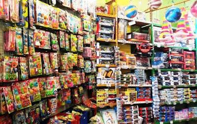 pusat kulakan mainan murah di Medan
