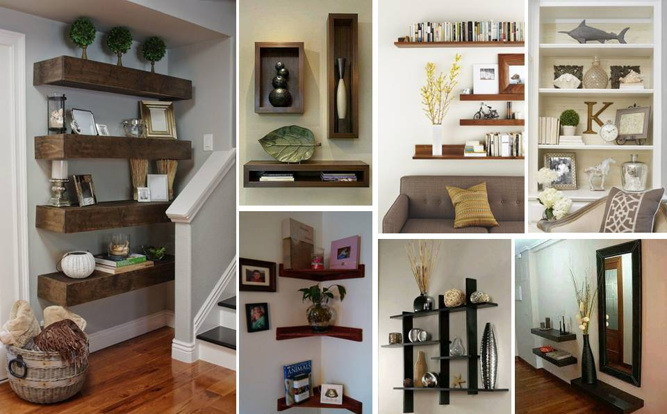 25 Diy Functional Stylish Wall Shelves For Interior Home Design That You Ll Love Decor Units