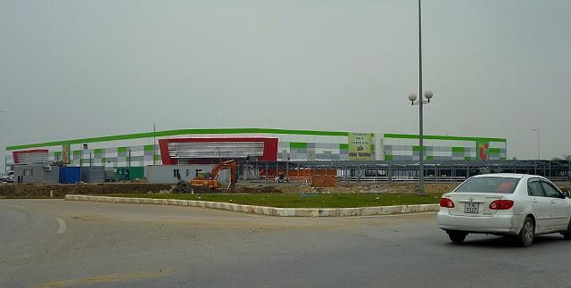 Panel 3d - Big C Thanh Hóa