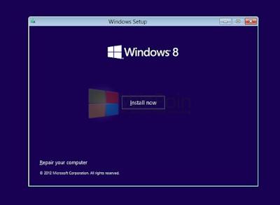 Download Ebook PDF Panduan Instal Windows 8 Lengkap Dengan Gambar