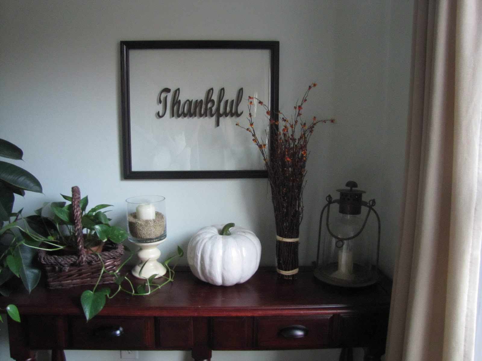 The Evolution of Home: Thanksgiving DIY Wall Decor