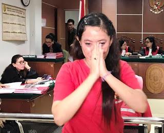 Sembunyikan Ineks di Kemaluan, Herlina Binti Hamza Divonis 13 Tahun Penjara