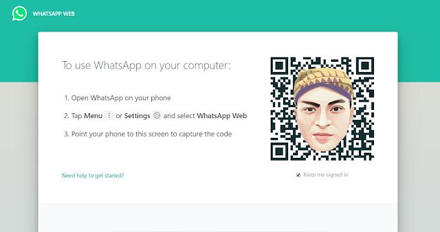 cara menggunakan whatsapp web di laptop Untuk Memudahkan Chattinganmu