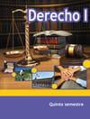 Derecho I Quinto Semestre Telebachillerato 2021-2022
