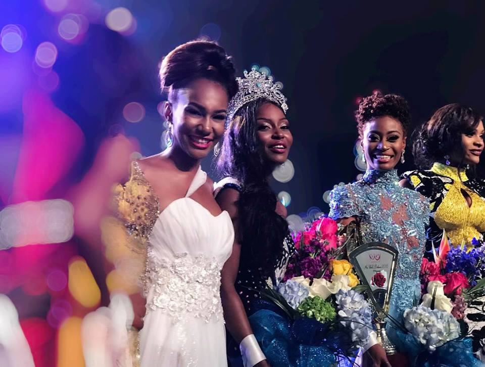 miss world bahamas 2018 winner brinique gibson