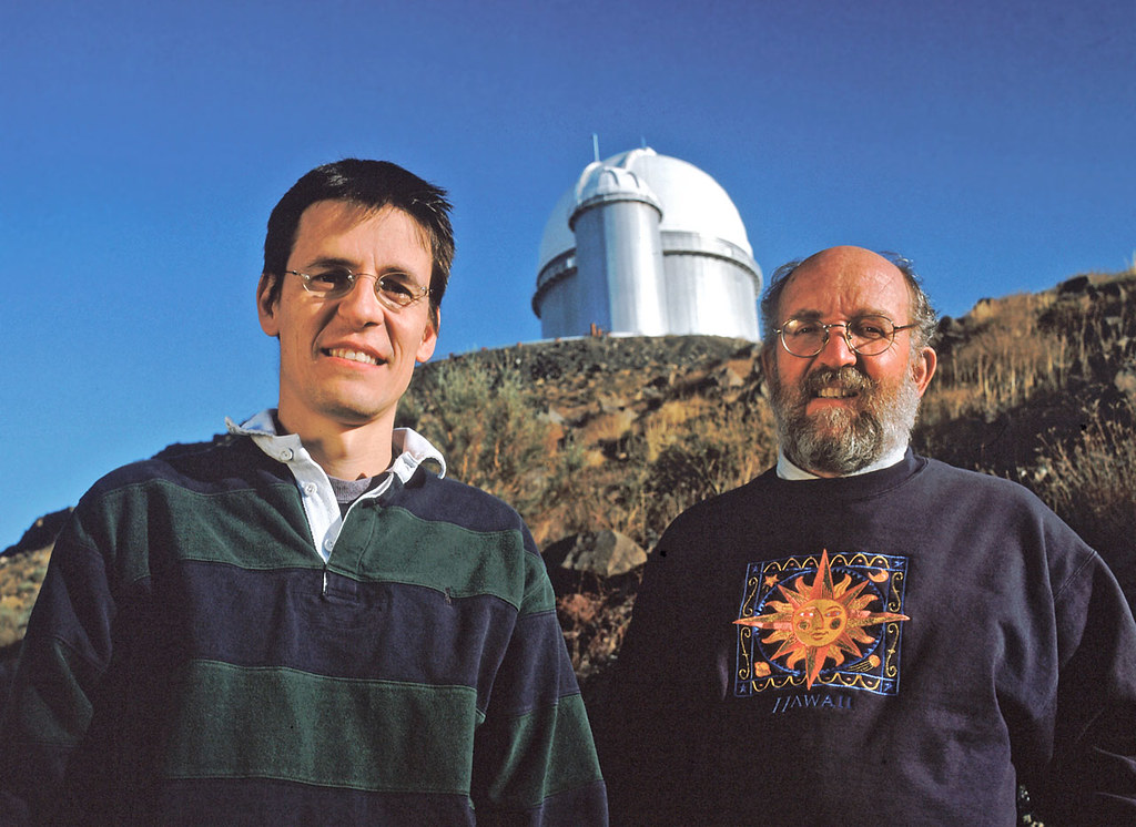 astronomers win nobel prize in physics 2019
