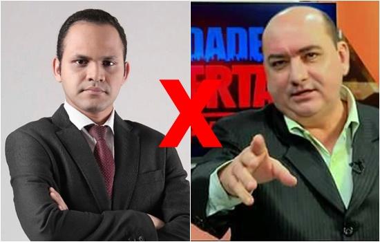 Secretário de Comunicação fala em extorsão e diz processar Antena 10 e jornalista da emissora