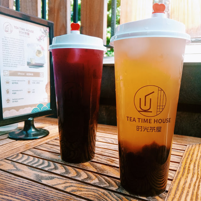 Tea Time House - Bubble Tea