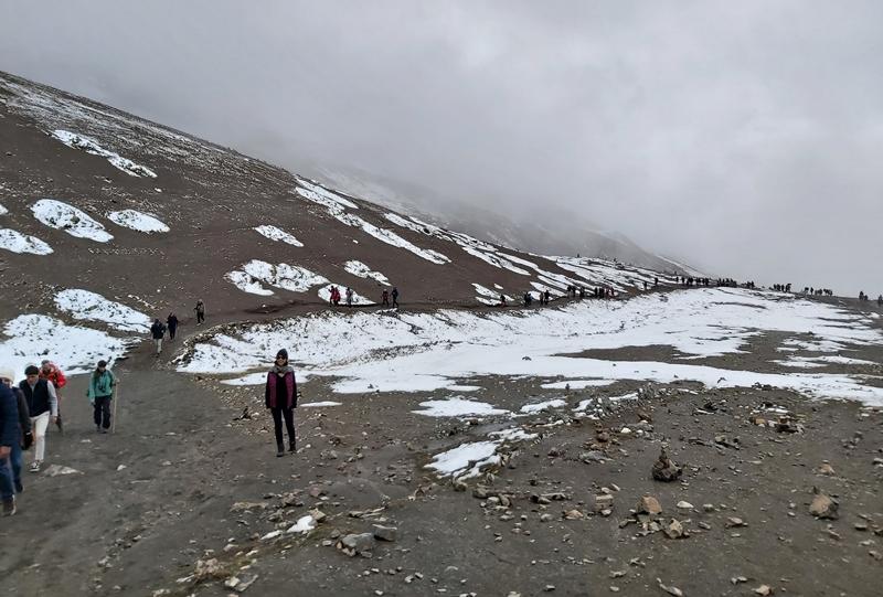 Montanha das 7 cores, como chegar, valores, dicas do passeio saindo de Cusco