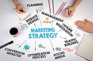 Strategi dan Skenario Pemasaran Untuk Bisnis Online