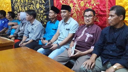 Sekretariat DPRD Padang Siapkan 4 Naskah Sumpah dan Janji Berdasarkan Agama yang Dianut Anggota Dewan