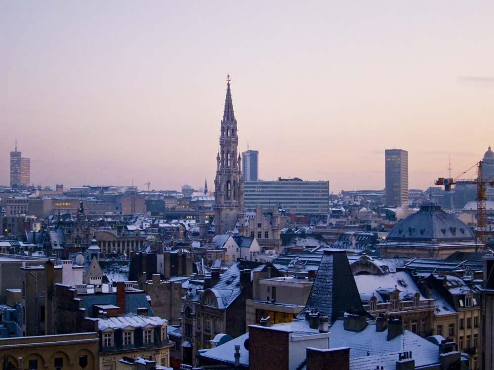 #Bruxelas, Capital da Bélgica