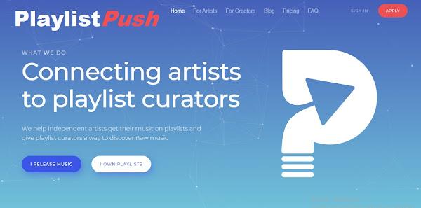 PlaylistPush كسب المال ربح