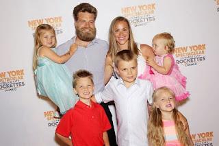 Ryan Fitzpatrick S Family Photo