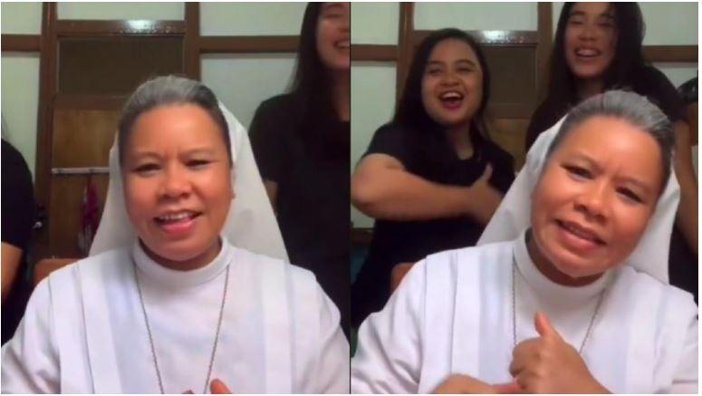 Sambil Berjoget, Biarawati  Ini Curhat Soal Izin Pembangunan Gereja yang Sulit