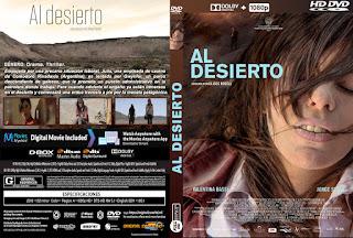AL DESIERTO – 2017 [COVER – DVD]