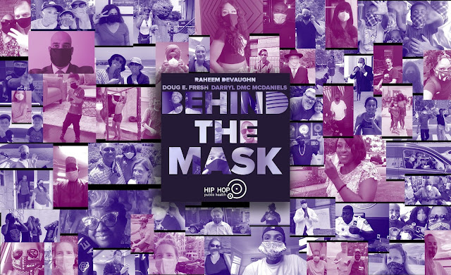 Hip Hop Public Health (HHPH) Completes Trilogy Of COVID-19 Music Video PSAs With Release Of Behind The Mask