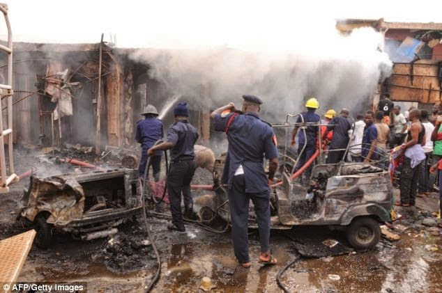 118 Killed in Jos Twin Bomb Blast