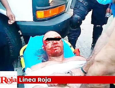 ¡HELP ME! Turistas norteamericanos fueron golpeados tras alterar el orden público e intentar estrangular a una mujer, en Playa del Carmen
