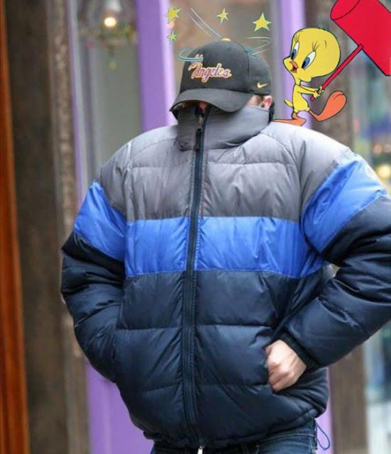 DiCaprio logra esconderse de los paparazzi pero no del Photoshop; los MEMES son sublimes