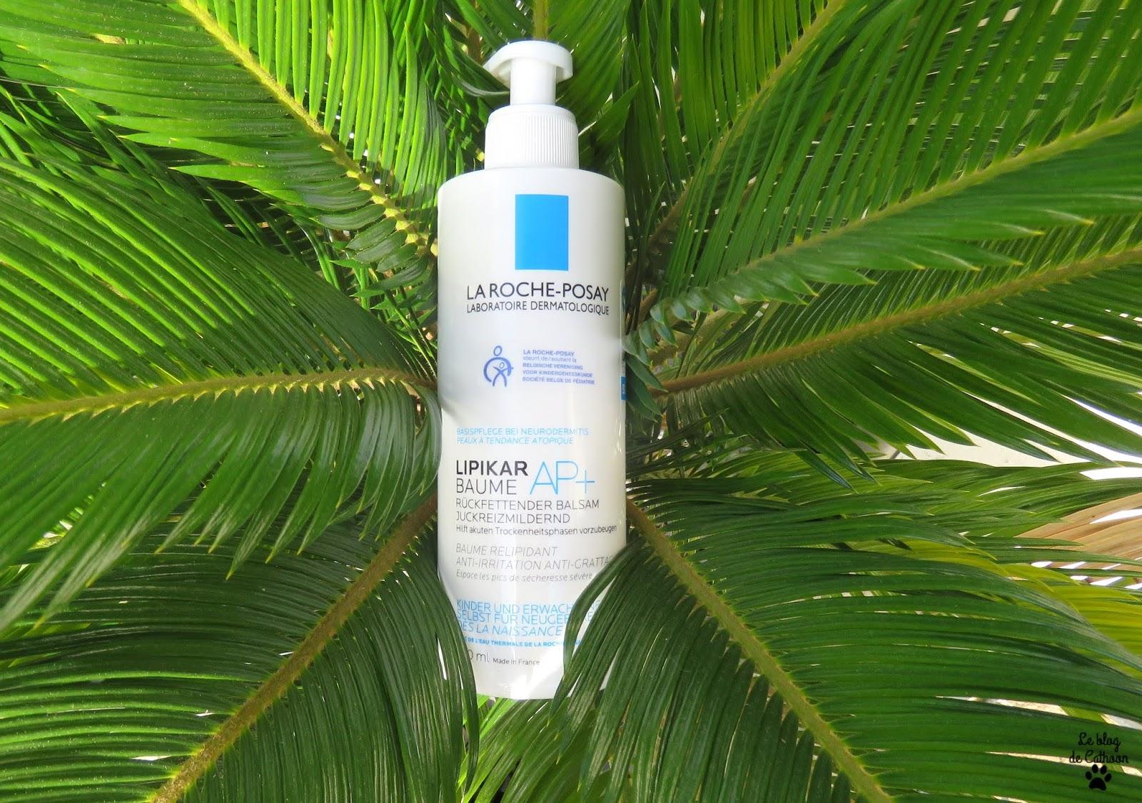 Lipikar Baume AP+ - Baume Relipidant Anti-Irritation Anti-grattage - La Roche-Posay