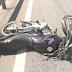 Vítima de assalto atropela e mata ladrão em moto em Fortaleza